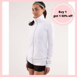 Lululemon define jacket white